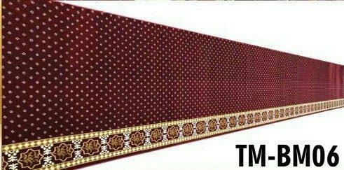 Persia Karpet Melayani kebutuhan karpet Masjid Se Indonesia 08118242019