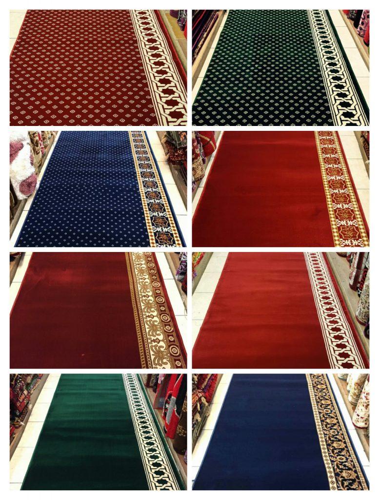 Toko Karpet Masjid Tangerang